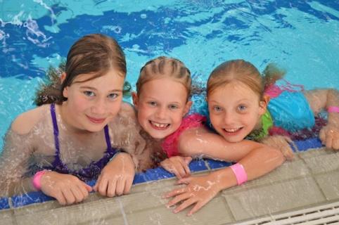 Hannah's Birthday: Pool Party