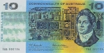 Australian $10 note paper front - It was taken from the Reserve Bank of Australia website. Licensed under Fair use of copyrighted material in the context of Australian 10 Dollar note via Wikipedia - http://en.wikipedia.org/wiki/File:Australian_$10_note_paper_front.jpg#mediaviewer/File:Australian_$10_note_paper_front.jpg