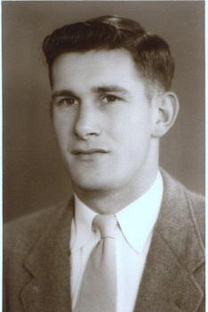 Dad as a 19-year-old