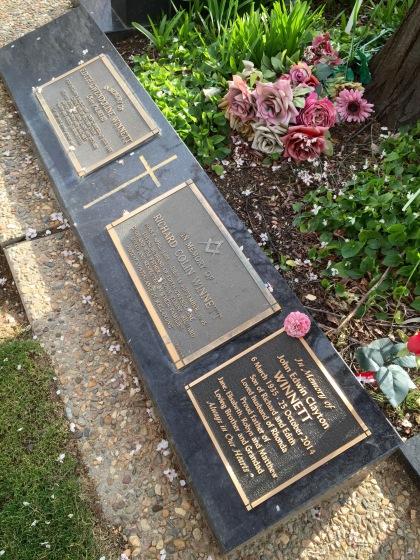 Set of Gravestones